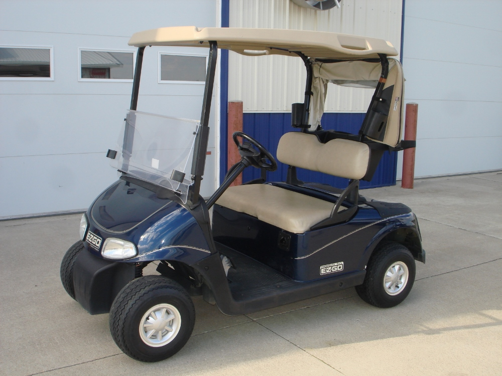 Golf Cars, ATVs & UTVs