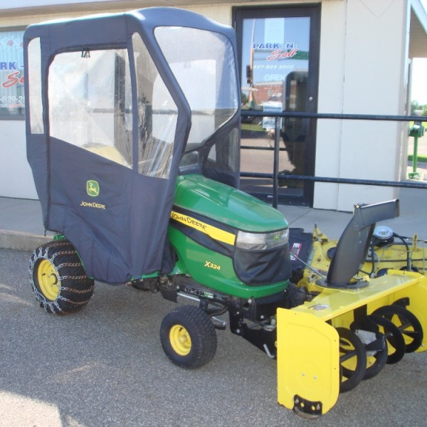 Trucks For Sale Mn >> 2015 John Deere X324 lawn tractor | Park-n-Sell