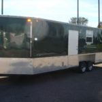 pre-owned 2009 8×20 Ice Castle toy hauler