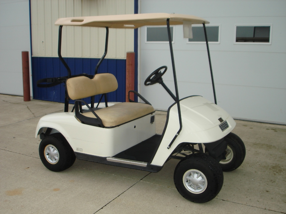 2009 EZGO TXT PDS | Park-n-Sell