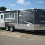 2015 Pre-owned 8×21 Ice Castle RV Edition