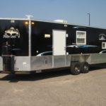 Pre-owned 2016 8×20 Ice Castle Custom Mille Lacs