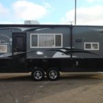 2018 Ice Castle 8×21 RV Hybrid Extreme