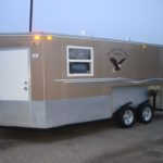 pre-owned 2008 Ice Castle 8×20 American Eagle
