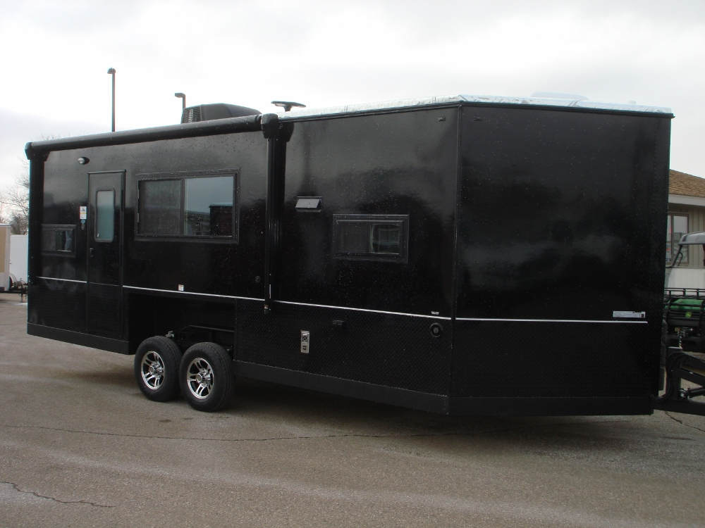 Fantastic 2019 Ice Castle 8X21 Rv Hybrid Extreme Nighthawk Park N Sell Door Handles Collection Olytizonderlifede