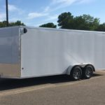2018 Stealth 7×20 enclosed cargo trailer