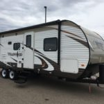 2015 Wildwood travel trailer