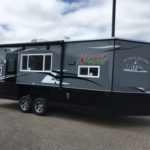 2019 Ice Castle 8×21 RV Hybrid Extreme Toy Hauler