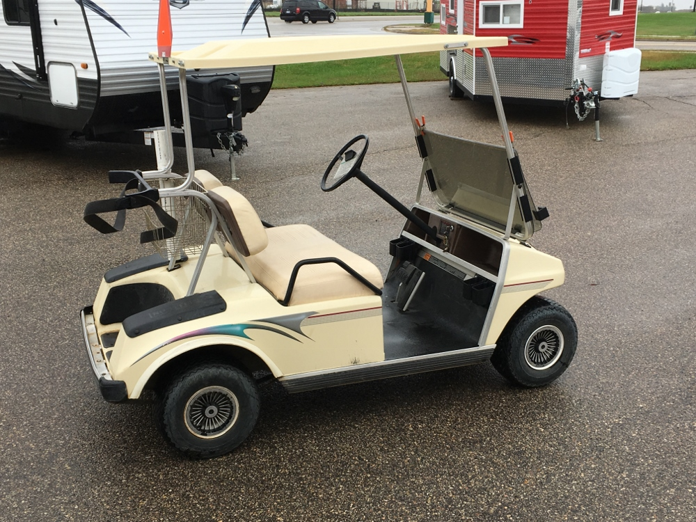 Windshield Replacement Come To You >> 1991 Club Car DS | Park-n-Sell