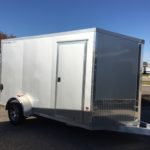 2018 Stealth 6×12 enclosed cargo trailer
