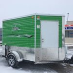 2019 Ice Castle 6.5×8 Scout *This fish house is avaiable for Rent*