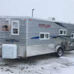2019 Ice Castle 8×17 Outlaw *Free generator special*