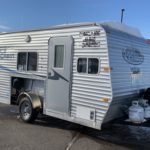 pre-owned 2011 Salem Ice Cabin 8×14