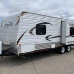 2012 KZ Sportsmen travel trailer