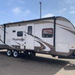 2015 Wildwood travel trailer by Forest River