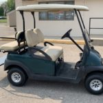 2008 Club Car Precedent gas w/rear seat