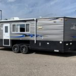 pre-owned 2016 Ice Castle 8×21 RV Edition