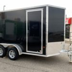 NEW 2019 Stealth 7×12 enclosed cargo trailer