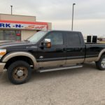 2012 Ford F250 Super Duty King Ranch